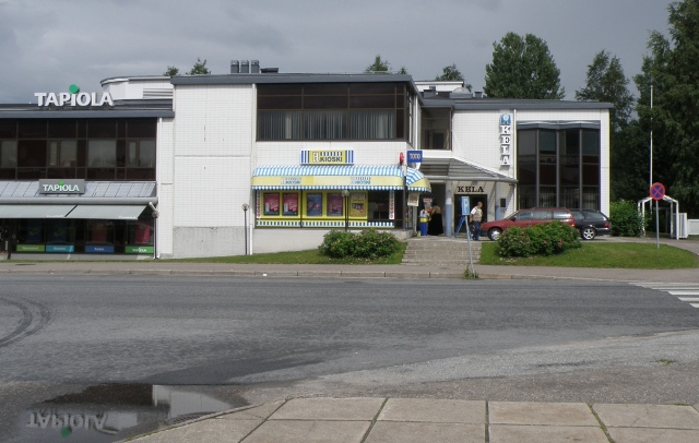 R Kioski Tapiola